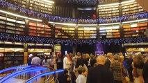 Joanna Lumely OBE & Roald Dahl's Magic At Birmingham's Children Hospital!