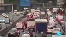Grève massive à la RATP : 291 km de bouchons en Île-de-France ce matin