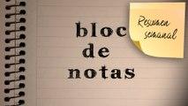 BLOC DE NOTAS SEMANAL - PROG 99