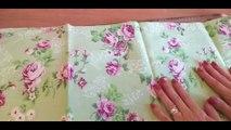 DIY Faça Uma Linda Almofada de Laço Para decorar ou Vender