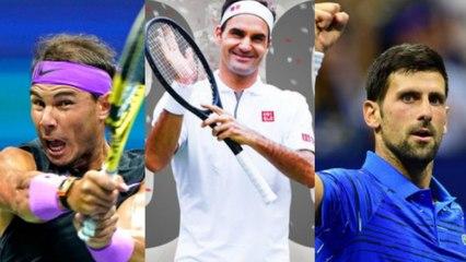 Veja os maiores vencedores de Grand Slam