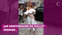 PHOTOS. Jennifer Lopez : toujours plus classe et sexy, à 50 ans, pour faire la promotion de son film, Queens