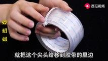 【Use of plastic cable ties】今天才知道,在卫生间放一根塑料扎带,还有这么神奇的作用,厉害