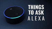 Amazon Alexa - What can your Amazon Alexa do