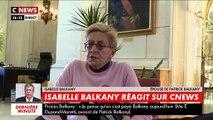 """Patrick Balkany condamné à 4 ans de prison - Isabelle Balkany : """"J'aime mon mari,  j'ai de l'admiration pour lui, je suis fière de lui"""""""