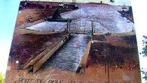 Une fresque géante à Port-de-Bouc