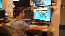Tropical Storm Barreling Towards Northern Bahamas