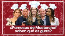¿Qué es un gurre?, esto respondieron algunas celebridades colombianas