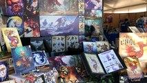 Un stand spécial geek et pop culture à la Foire