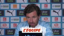 Villas-Boas «L'absence de Thauvin rend les choses plus difficiles» - Foot - L1 - OM