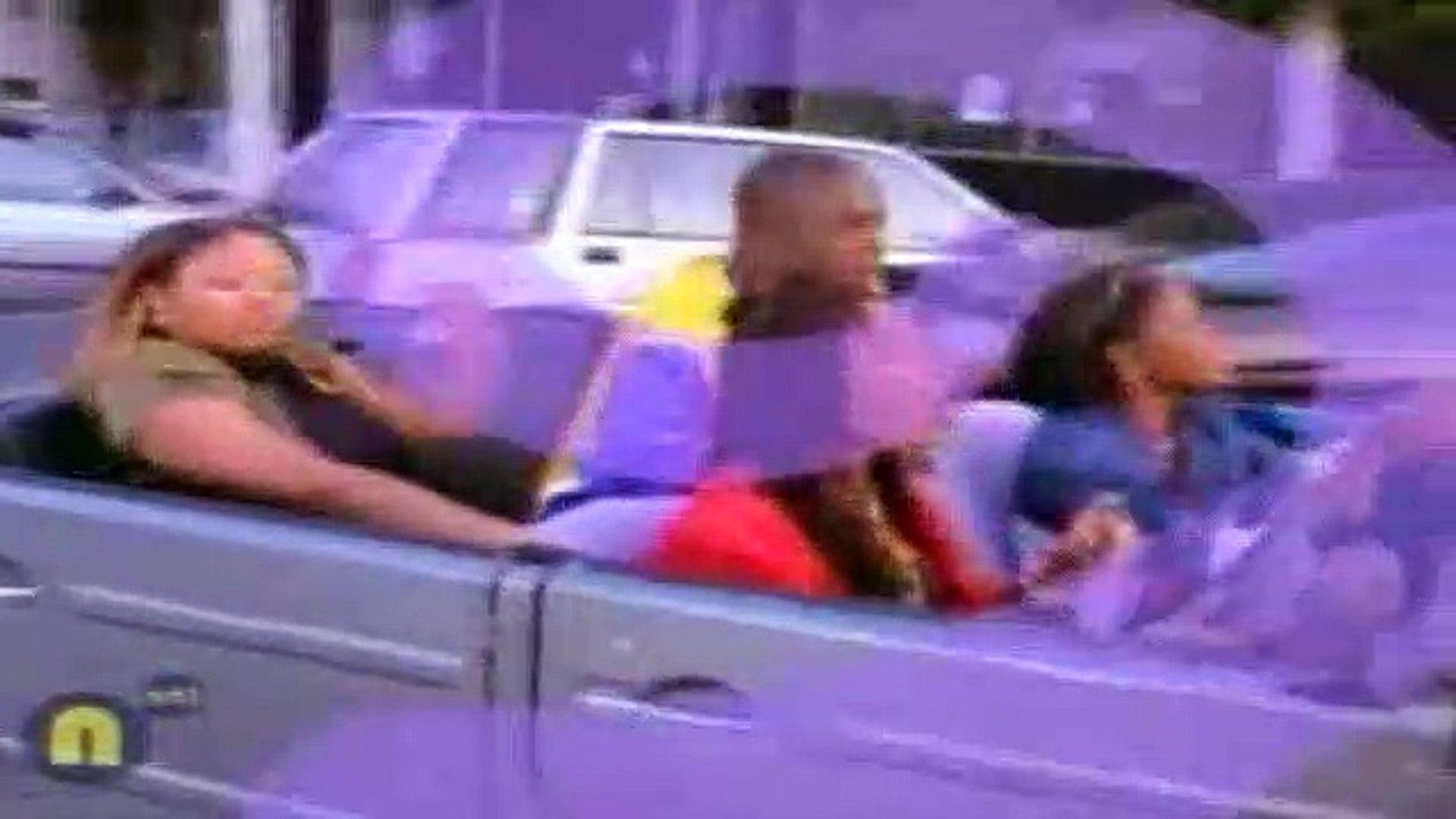 Moesha Season 2 Episode 18 Back to Africa