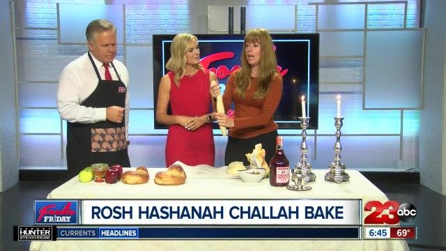 Rosh Hashanah Challah Bake