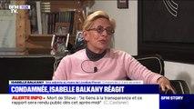 """""""Je suis inquiète pour l'homme que j'aime depuis 43 ans"""", réagit Isabelle Balkany à la condamnation de son mari"""