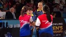 Championnat mondial finale double Dames