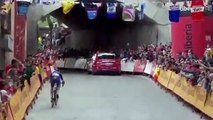 Ciclismo - La Vuelta 19 - Rémi Cavagna Gana la Etapa 19