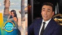 ¡A Adal Ramones no le parece que su hija suba fotos subidas de tono a sus redes! | Venga La Alegría