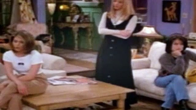 Friends Season 2 Episode 13 The one after The Superbowl Part 2