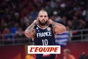 La malédiction des demi-finales a encore frappé - Basket - Mondial (H) - Bleus