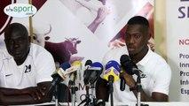 """LDC - Djibril Thialaw Diaw, capitaine Génération Foot : «on se doit de gagner le match"""""""