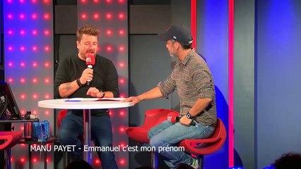 Manu Payet - Emmanuel c'est mon prénom - Le Grand Studio RTL Humour