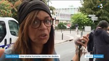 Seine-Saint-Denis : les parents forment une chaîne humaine contre les dealers
