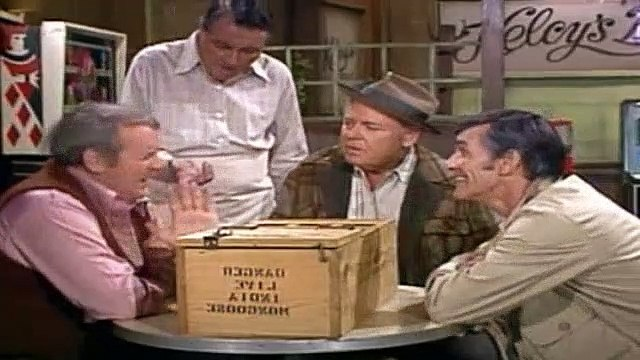 All In The Family Season 7 Episode 8 Beverly Rides Again