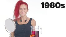 100 Years of DIY Beauty Hacks