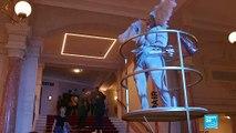 Une réouverture haute en couleur pour le Théâtre du Châtelet