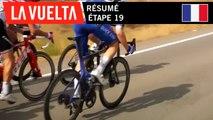 Résumé - Étape 19 | La Vuelta 19