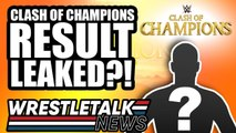 WWE Clash Of Champions 2019 Result LEAKED! WrestleTalk News Sept. 2019