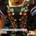 Barbie se viste de Catrina para rendir tributo a México en el Día de los Muertos