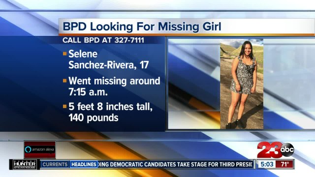 Bakersfield Police searching for missing juvenile last seen Wednesday