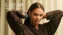 Watch Jordan Daniels's New York Fashion Week Morning Routine
