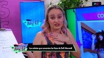 Sofi Morandi en MTV Fans en VIvo