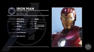 Profilo personaggio: Iron Man