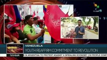 FtS 09-13-19: Venezuela: youth march for sovereignty