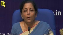 Finance Minister Nirmala Sitharaman's Steps To Boost Auto Sector