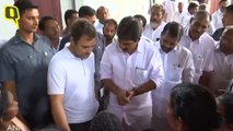 Rahul Writes to Union Ministers For Expansion of MGNREGA in Kerala