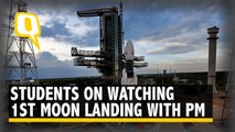 Meet the students who will watch Chandrayaan-2 landing with PM Modi