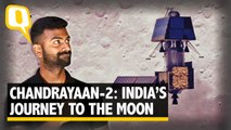Chandrayaan-2: India's 48-Day Journey To The Moon
