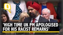 Sikh Labour MP Demands UK PM ApologiseS For 'Racist Remarks' Against Muslims