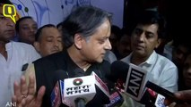 Tharoor on Kashmir: Pak Has No Locus Standi, We May Criticise Govt But Outside India We Are One
