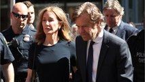 Felicity Huffman Arrives For College Scandal Sentencing