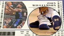 Zion Williamson Explains Shoe BLOWOUT As His Rookie Card Drives INSANE $22k Price!