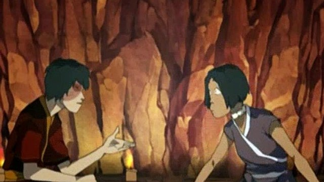 Avatar The Last Airbender S03E16 - The Southern Raiders