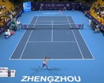 Zhengzhou - Mladenovic remporte un magnifique combat face à Svitolina