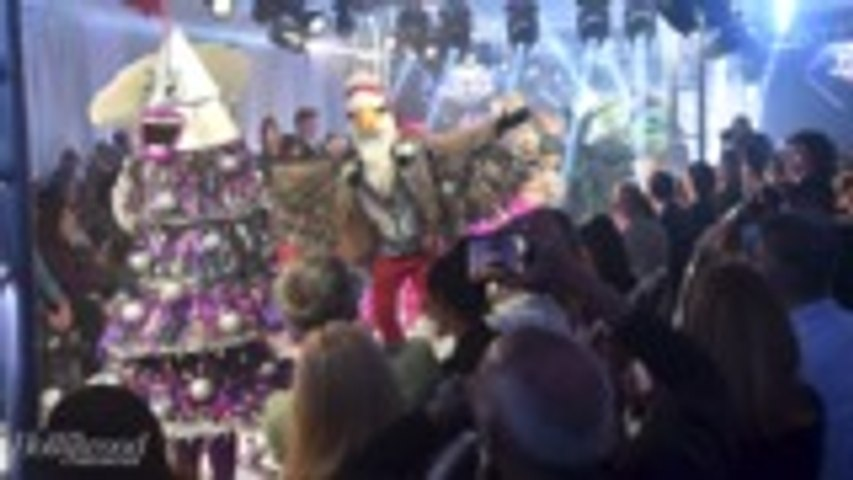 'The Masked Singer' Season 2 Costumes Make a Splash at Beverly Hills Fashion Show | THR News
