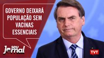 Governo Bolsonaro deixará população sem vacinas essenciais | CPI da Vaza Jato – Seu Jornal 13.09.19