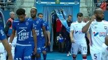 Le résumé du match ESTAC Troyes  / SMCaen