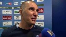 """Laurent Batlles : """" Une victoire logique face à Caen"""""""